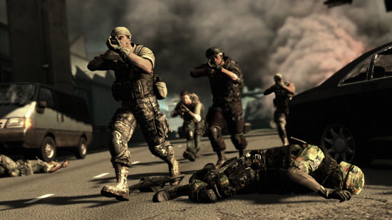 Gaming Review: SOCOM: Special Forces