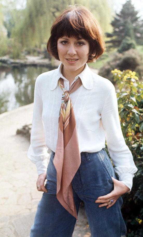 Elisabeth in 1974