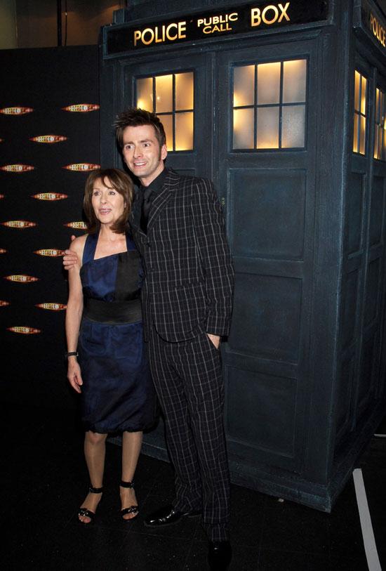 Elisabeth with David