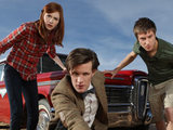 Doctor Who S06E01 - The Doctor, Amy and Rory