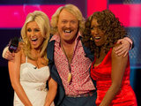 Gemma Merna, Keith Lemon and Sheila Ferguson on 'Sing If You Can'