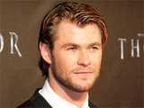 'Thor' star Chris Hemsworth attending the world premiere of the flick in Sydney, Australia