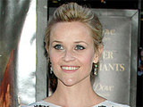 Reese Witherspoon attending the New York City world premiere of 'Water For Elephants'
