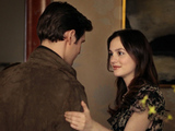 Gossip Girl S04E19 'Pretty In Pink': Louis and Blair