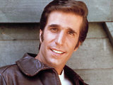The Fonz (Henry Winkler) from &#39;Happy Days&#39;
