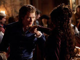 The Vampire Diaries S02E16 'Klaus': Elijah, Klaus and Catherine