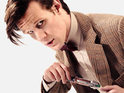 Matt Smith says that he wants his Doctor Who predecessors to appear in an anniversary special.