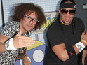 Redfoo of LMFAO reveals that he has been working with Kanye West on a new record.