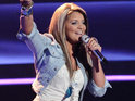 American Idol's Lauren Alaina reveals that she was turned down for America's Got Talent twice.