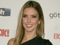 Audrina Patridge says that she was urged to fight with Kristin Cavallari.