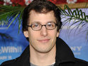 Andy Samberg reveals that he idolised Adam Sandler when he was a teen.