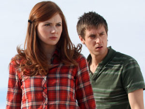 Doctor Who S06E01 - Amy and Rory