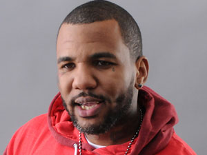 Rapper &#39;The Game&#39;