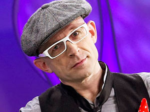 Jason Bradbury from 'Don't Scare The Hare'