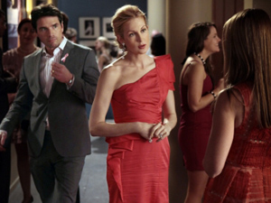 Gossip Girl S04E19 &#39;Pretty In Pink&#39;: Rufus and Lily
