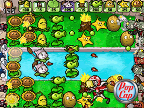 plants vs zombies 2 zombies. Review: Plants vs. Zombies