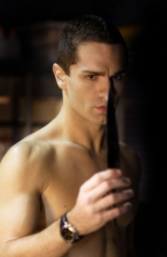 Sam Witwer in 'Doomsday'