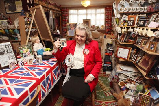Enthusiast Margaret Tyler