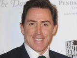 Rob Brydon - The Welsh comedian and actor turns 46 on Tuesday.