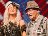 Ted and Grace from Britain's Got Talent