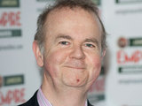 Editor and TV star Ian Hislop