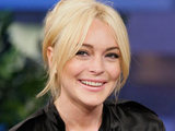 Lindsay Lohan on 'The Tonight Show with Jay Leno'