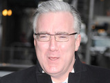 TV presenter Keith Olbermann