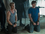 Smallville S10E19 'Dominion': Oliver Queen and Clark Kent