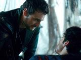Smallville S10E19 'Dominion': Zod and Clark Kent
