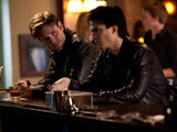 The Vampire Diaries S02E20 'The Last Day': Alaric and Damon