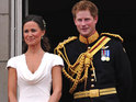 "Prince Harry laughs off rumors of a relationship with Pippa Middleton, insisting that he is ""100 percent single""."