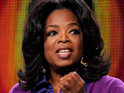 Jimmy Kimmel and Boyz II Men pay tribute to Oprah Winfrey on the eve of her last show.