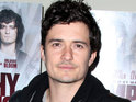 Orlando Bloom reveals that a serious injury inspired him to work hard at the gym.