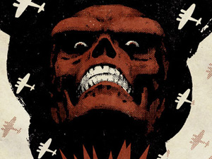 Red Skull Cover Artwork