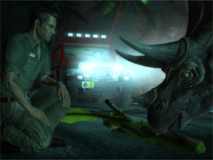 Gaming Interview: Jurassic Park: The Game