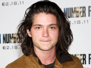 Actor Thomas McDonell
