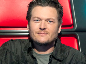 Blake Shelton in The Voice
