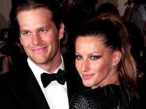 Gisele & Tom Brady