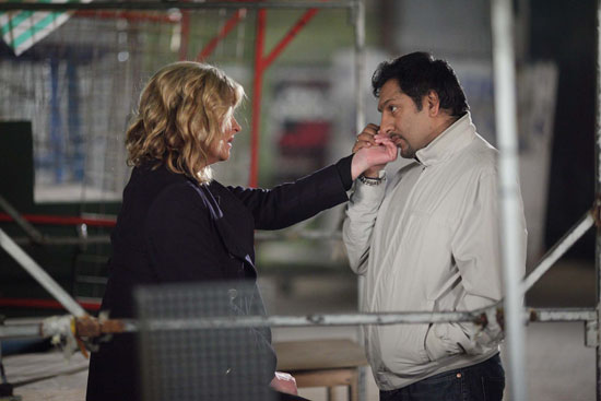 Jane and Masood declare their love for each other but know they can't be together.