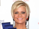 Kerry Katona attending the London launch party of the FHM '100 Sexiest Women In The World' 2011