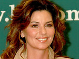 Shania Twain signs copies of her new book 'From This Moment On' at a Barnes & Noble store in New York City