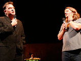 Stewart Lee and Richard Herring
