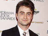 Daniel Radcliffe at The Official Reception for the 2011 Drama Desk Award Nominees