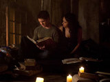 Vampire Diaries S02E21: Jeremy and Bonnie