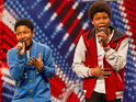 Simon Cowell claims that boyband New Bounce have reignited his interest in Britain's Got Talent.