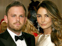 "Lily Aldridge says that she is ""so proud"" to be married to Kings of Leon frontman Caleb Followill."