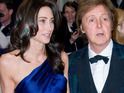 The ex-Beatle will tie the knot in a registry office before holding a garden reception.