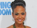 Christina Milian says that she has not eaten out since finding gum in her salad.