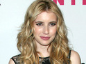 Emma Roberts says that she has worked hard to make her own name as an actress.