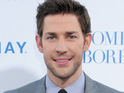 John Krasinski says his parents would know more of his 'guide to being charming'.